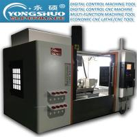 Buy cheap 700*420mm Vertical CNC Milling Machine Center,740 cnc machining center, vmc740 cnc milling,vertical cnc machine 740 from wholesalers