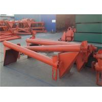 Buy cheap High Speed Vertical Screw Conveyor Machine For Building Material Cement Powder from wholesalers
