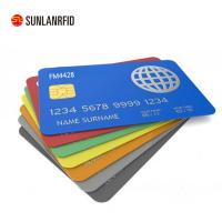 Buy cheap Low Cost Smart contact cards 2015 Company door Access control RFID Card from wholesalers