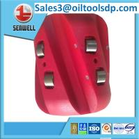 Buy cheap API standard rigid centralizer for casing pipe from wholesalers