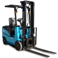 Buy cheap Economical Side Shifter 1600mm Fully Powered Electric Reach Truck Forklift from wholesalers