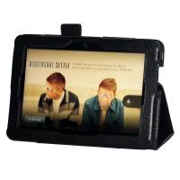 Buy cheap Universal Black Tablet Leather Cases / 7 Inch Kindle Fire HDX Protective Covers from wholesalers