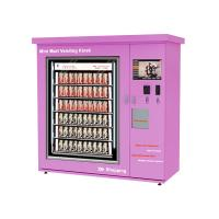Buy cheap 24 Hours Creative Commercial Vending Kiosk for Cigarettes / Sex Toy from wholesalers