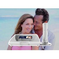 Buy cheap Low Intensity Electromagnetic Penile ESWT Shockwave Therapy Machine 1-22Hz product