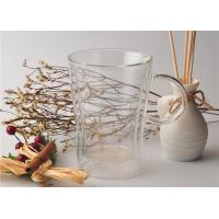 Buy cheap Anti Thermal Double Wall Borosilicate Glass / Double Layered Glass from wholesalers