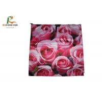 Buy cheap Home Decor Custom Printed Clothing Floral Cushion Covers 45cm X 45cm Super Soft from wholesalers