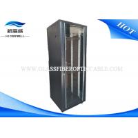 Buy cheap Network Rack Server Cabinet ODF Fiber Optic Patch Panel Communication Security Equipment from wholesalers