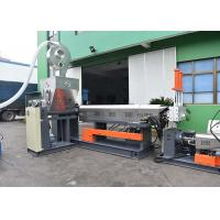 Buy cheap Automatic crushing&loading side feeder recycling machine line LDS  motor7.5kw from wholesalers