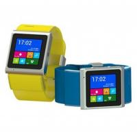 Buy cheap SW308 Android Smart Watch Phone 4GB ROM MTK6517 Cortex A9 dual core-android 4.0 watch phon from wholesalers