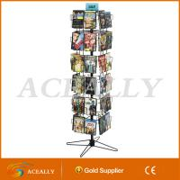 Buy cheap Spinner Display Rack for CD's and DVD's from wholesalers