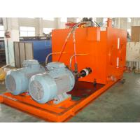 Buy cheap Hydraulic Valve Body And Channel Assembled Hydraulic Pump Station from wholesalers