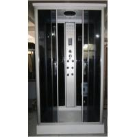 Buy cheap Acryllic Back Panels square corner shower stalls , 4 way Faucet / diverter steam shower cubicle from wholesalers
