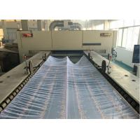 Buy cheap Low Tension Stenter Textile Machine Open - Width Entry Energy Conservation from wholesalers