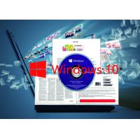 Buy cheap French Version Original Key  Win 10 pro OEM package  64bit or 32 bit  Online Activation from wholesalers