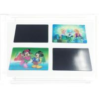 Buy cheap Kids 3D Fridge Magnets PP / PET / PVC Lenticular Printing Recyclable product