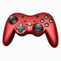 Buy cheap 2.4GHz Wireless Joypad with 6 Axis Funtion and Force Connect Button from wholesalers
