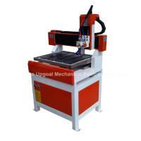 Buy cheap 400*400mm CNC Metal Router with NcStudio Control from wholesalers
