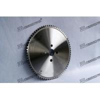 Buy cheap WISDOM Iron Metal Cutting Saw Blade 160mm diameter-32-2.0-48teeth Metal steel saw blade from wholesalers