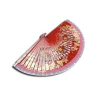 Buy cheap Handmade japanese bamboo fan from wholesalers