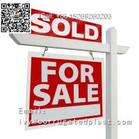Buy cheap Factory Price White Easy to Printing Advertising Sign Boards from wholesalers