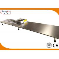 Buy cheap 1200mm Aluminium PCB Depaneling Machine Cutting 5mm Width Panels from wholesalers
