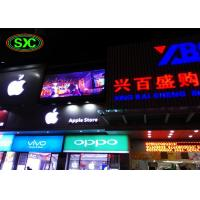 Buy cheap Lightweight  Advertising Led Screens , Smd P10 Led Panel Shopping mall from wholesalers