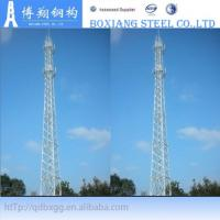 Buy cheap self supporting lattice tower from wholesalers