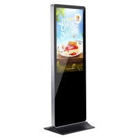 Buy cheap Floor Standing Digital Signage LCD Advertising Photo Booth Kiosk from wholesalers
