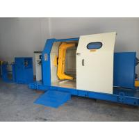 Buy cheap 800 -1000 Single Cantilever Cable Stranding Machine , Wire Stranding Machine from wholesalers