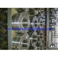 Buy cheap Flange Blind Welding Neck Slip On WN SO  Flanges Alloy 625/Inconel 625/ UNS N06625/2.4856 from wholesalers