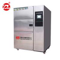 Buy cheap 3 - Slot Hot And Cold Impact Testing Machine With Dual Cooling System from wholesalers