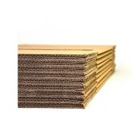 Buy cheap Single Wall Corrugated Storage Boxes , Cardboard Moving Boxes CD Packaging from wholesalers