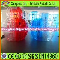 Buy cheap Inflatable Bumper Suit Bubble Ball from wholesalers