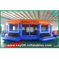 Buy cheap PVC Inflatable Sports Games Street Panna Soccer Football Bubble Ball Field Cage from wholesalers