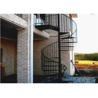 Buy cheap Prefabricated Spiral Stairs For Small Spaces from wholesalers
