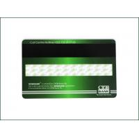 High Frequency Membership PVC Card , Custom Mag Stripe Cards Matte Finished