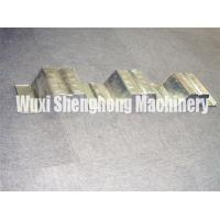 Buy cheap 0.8-1.2mm thickness Metal Floor Decking sheets with high rib and high strength from wholesalers