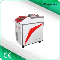 Buy cheap AC380V Handheld 1KW Fiber Laser Welding Machine For Stainless Steel from wholesalers