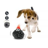 Auto Bounce Squeaky Plastic Dog Balls Toys Easy Play