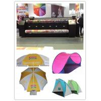 Buy cheap 3.2m Large Format Textile Printer , High Definition Fabric Printing Machine from wholesalers