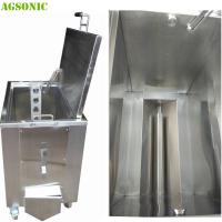 Buy cheap Aluminium Heated Soak Tank , Restaurant Soak Tank Clean Carbon FOG Fats Oils & Grease from wholesalers