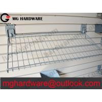 Buy cheap Metal Wire Shelf for shoes Shelf  for slatwall panel hanging system from wholesalers