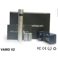 Buy cheap Hot sale VAMO V2 E cigarette Variable Voltage APV e-cig high quality factory wholesale from wholesalers