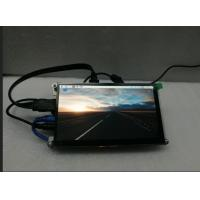 Buy cheap 7 Inch 1024x600 IPS Sunlight Readable LCD Monitor Capacitive Touch DC 5V USB product