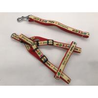 Buy cheap Fashionable Eco - Friendly Pet Dog Leash Harness 4-5mm Thickness from wholesalers