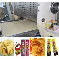 Buy cheap Low price Potato chips making line machine 0086-13523507946 from wholesalers