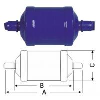 Buy cheap One - Way Iron Filter Drier for Refrigeration from wholesalers