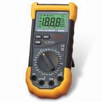 China General Purpose Digital Multimeter with Rugged Housing on sale