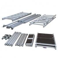 Buy cheap Lightweight Multifunction Scaffolding V - Type Folding Scaffold Safety Joints from wholesalers