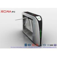 Buy cheap RONA CE Approved Tripod Turnstile Gateaccess Control With Electromagnetic Valve product